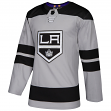 Los Angeles Kings Adidas NHL Men's Climalite Authentic Alternate Hockey Jersey