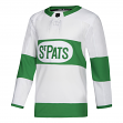 Toronto Maple Leafs St. Pats Adidas NHL Men's Authentic Alternate Hockey Jersey