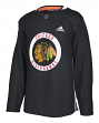 Chicago Blackhawks Adidas NHL Men's Climalite Authentic Practice Jersey - Away