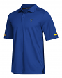 St. Louis Blues Adidas NHL Men's 2018 Authentic Game Day Polo Shirt