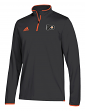 Philadelphia Flyers Adidas NHL Men's 2018 Authentic Pro 1/4 Zip Wind Shirt