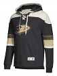 "Anaheim Ducks Adidas NHL Men's ""Crossbar"" Vintage Jersey Sweatshirt"