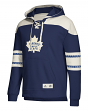 "Toronto Maple Leafs Adidas NHL Men's ""Crossbar"" Vintage Jersey Sweatshirt"