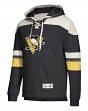 "Pittsburgh Penguins Adidas NHL Men's ""Crossbar"" Vintage Jersey Sweatshirt"