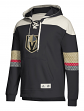 "Las Vegas Golden Knights Adidas NHL Men's ""Crossbar"" Vintage Jersey Sweatshirt"