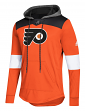"Philadelphia Flyers Adidas NHL Men's ""Blue Line"" Premium Hooded Sweatshirt"