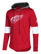 "Detroit Red Wings Adidas NHL Men's ""Blue Line"" Premium Hooded Sweatshirt"