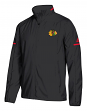 "Chicago Blackhawks Adidas NHL Men's ""Penalty Box"" Full Zip Rink Jacket"