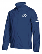 "Tampa Bay Lightning Adidas NHL Men's ""Penalty Box"" Full Zip Rink Jacket"
