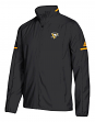 "Pittsburgh Penguins Adidas NHL Men's ""Penalty Box"" Full Zip Rink Jacket"