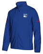 "New York Rangers Adidas NHL Men's ""Penalty Box"" Full Zip Rink Jacket"