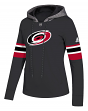 "Carolina Hurricanes Women's NHL Adidas ""Offsides"" Premium Hooded Sweatshirt"