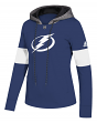 "Tampa Bay Lightning Women's NHL Adidas ""Offsides"" Premium Hooded Sweatshirt"