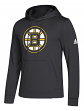 "Boston Bruins Adidas NHL Men's ""Goalie"" Pullover Hooded Sweatshirt"