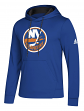 "New York Islanders Adidas NHL Men's ""Goalie"" Pullover Hooded Sweatshirt"