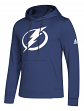 "Tampa Bay Lightning Adidas NHL Men's ""Goalie"" Pullover Hooded Sweatshirt"