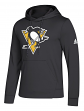 "Pittsburgh Penguins Adidas NHL Men's ""Goalie"" Pullover Hooded Sweatshirt"