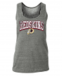 "Washington Redskins Women's New Era NFL ""Downfield"" Racerback Tank Top Shirt"