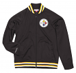 Pittsburgh Steelers Mitchell & Ness NFL Men's Top Prospect Full Zip Track Jacket
