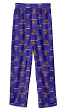 "Los Angeles Lakers Youth NBA ""All Over"" Team Logo Pajama Sleep Pants"