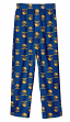 "Golden State Warriors Youth NBA ""All Over"" Team Logo Pajama Sleep Pants"