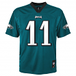 Carson Wentz Philadelphia Eagles Youth NFL Mid Tier Replica Jersey