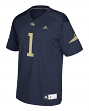 Georgia Tech Yellowjackets Adidas NCAA Men's Replica Football Jersey