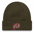 "Washington Redskins New Era 2018 NFL Sideline ""Salute to Service"" Knit Hat"