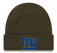 "New York Giants New Era 2018 NFL Sideline ""Salute to Service"" Knit Hat"