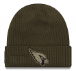 "Arizona Cardinals New Era 2018 NFL Sideline ""Salute to Service"" Knit Hat"