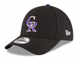 "Colorado Rockies New Era MLB 9Forty ""The League"" Adjustable Hat - Home"