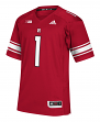 Rutgers Scarlet Knights Adidas NCAA Men's Premier Football Jersey