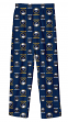 "Buffalo Sabres Youth NHL ""All Over"" Team Logo Pajama Sleep Pants"