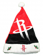 Houston Rockets 2018 NBA Basic Logo Plush Christmas Santa Hat