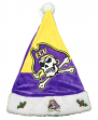 East Carolina Pirates 2018 NCAA Basic Logo Plush Christmas Santa Hat