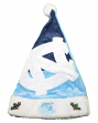 North Carolina Tarheels 2018 NCAA Basic Logo Plush Christmas Santa Hat