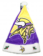 Minnesota Vikings 2018 NFL Basic Logo Plush Christmas Santa Hat