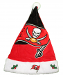 Tampa Bay Buccaneers 2018 NFL Basic Logo Plush Christmas Santa Hat