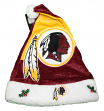 Washington Redskins 2018 NFL Basic Logo Plush Christmas Santa Hat