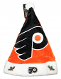 Philadelphia Flyers 2018 NHL Basic Logo Plush Christmas Santa Hat