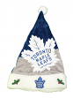 Toronto Maple Leafs 2018 NHL Basic Logo Plush Christmas Santa Hat