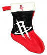Houston Rockets 2018 NBA Basic Logo Plush Christmas Stocking