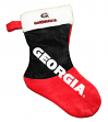 Georgia Bulldogs 2018 NCAA Basic Logo Plush Christmas Stocking