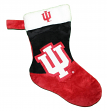 Indiana Hoosiers 2018 NCAA Basic Logo Plush Christmas Stocking