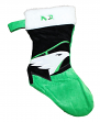North Dakota Fighting Hawks 2018 NCAA Basic Logo Plush Christmas Stocking