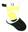 Oregon Ducks 2018 NCAA Basic Logo Plush Christmas Stocking