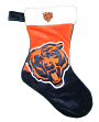 Chicago Bears 2018 NFL Basic Logo Plush Christmas Stocking