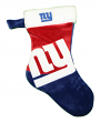 New York Giants 2018 NFL Basic Logo Plush Christmas Stocking