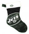 New York Jets 2018 NFL Basic Logo Plush Christmas Stocking