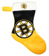 Boston Bruins 2018 NHL Basic Logo Plush Christmas Stocking